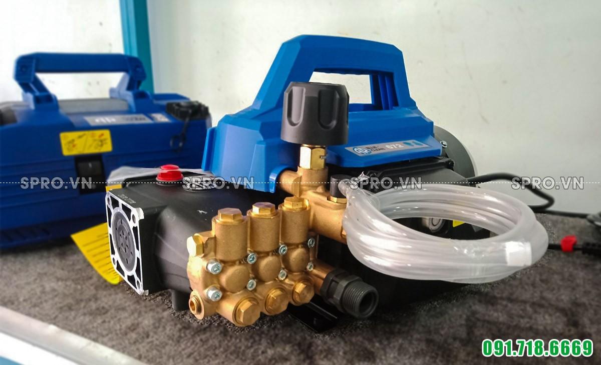 Bán máy rửa xe cao áp urali ar u29-10.5/15 - xuất xứ italia chính hãng